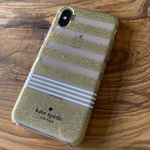 Kate Spade phone case iPhone XS